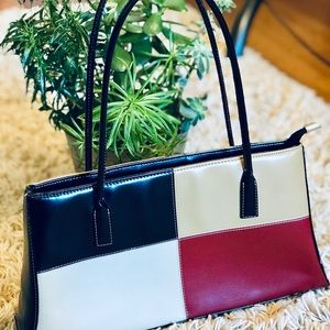 Handbags - Ombré bag patent leather purse hobo purse